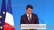 French PM outlines reform proposals in wake of Paris attacks
