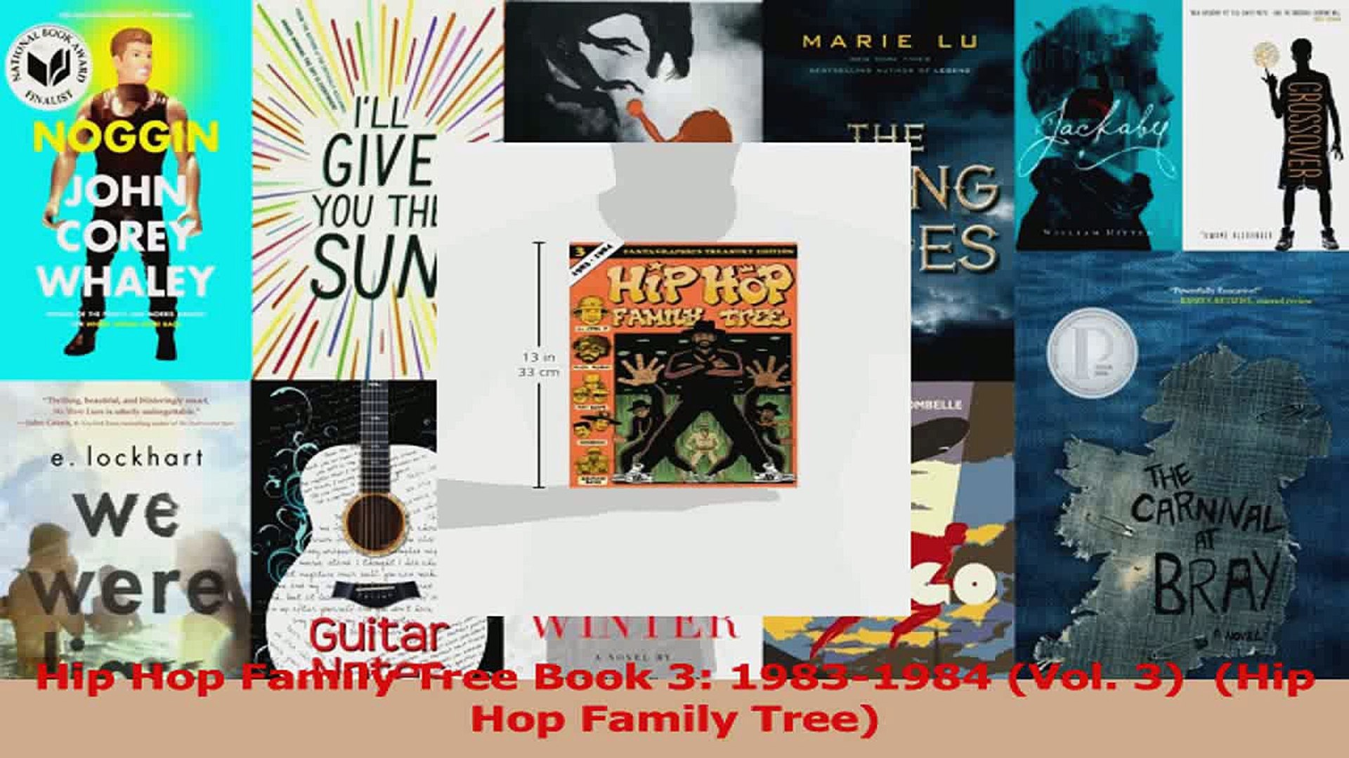PDF Download  Hip Hop Family Tree Book 3 19831984 Vol 3  Hip Hop Family Tree PDF Full Ebook
