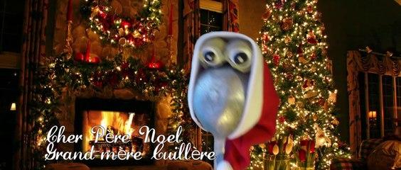 Grand-mère Cuillère - Cher Père Noël