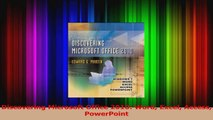 Discovering Microsoft Office 2010 Word Excel Access PowerPoint Read Online