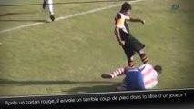 Turquie : après un rouge, il envoie un coup de pied dans la tête d'un joueur !