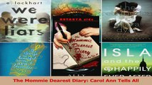 PDF Download  The Mommie Dearest Diary Carol Ann Tells All Download Full Ebook