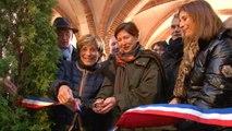 """Inauguration des marchés couverts """"l'embarcadère"""" et Place Nationale à Montauban."""