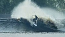 "Surf : la vague artificielle ""parfaite"" de Kelly Slater"