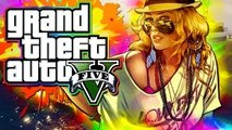 GTA 5 Funny Moments! - Sexy Yacht! (GTA 5 Executives and Other Criminals DLC!) KYR SP33DY