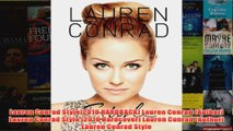 Lauren Conrad Style2010 HARDBACK Lauren Conrad Author Lauren Conrad Style 2010