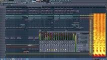 Gabber Hardcore Track in FL Studio 11