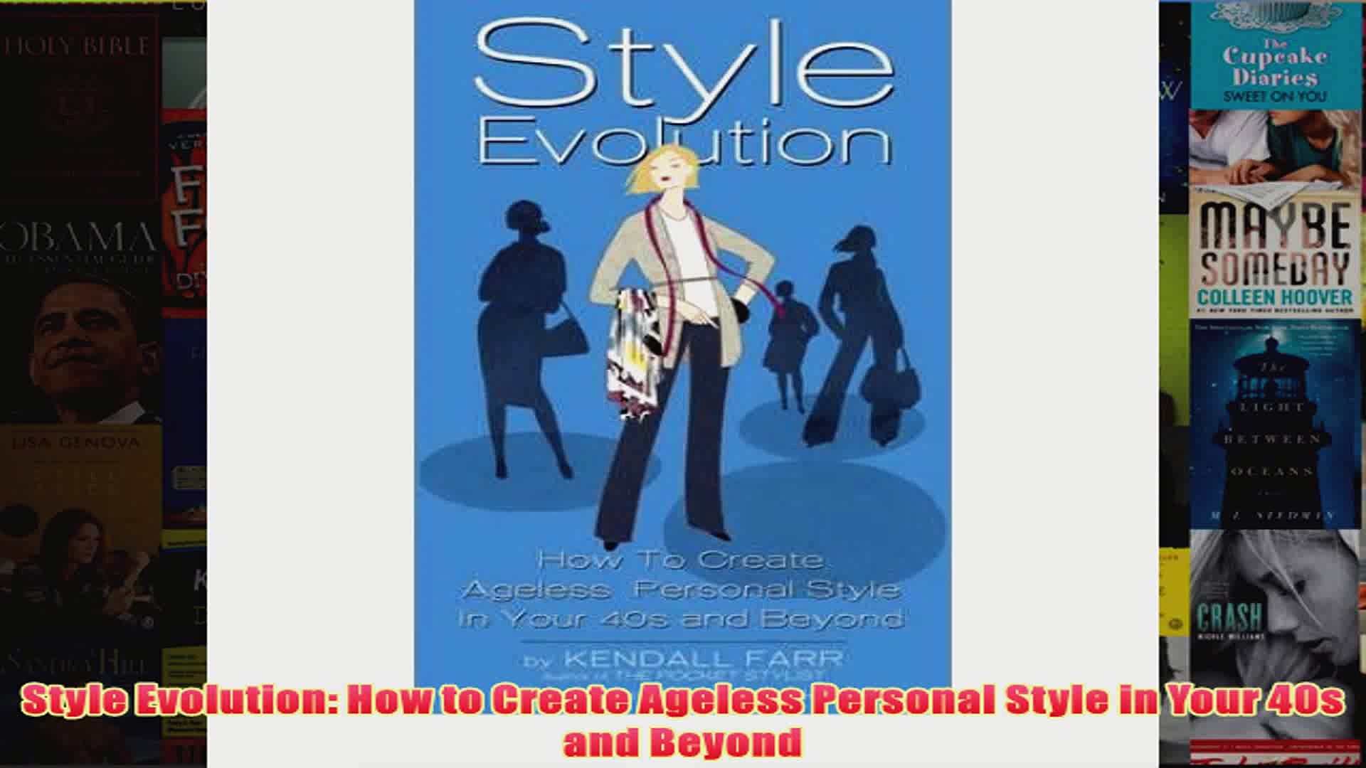 Style Evolution How to Create Ageless Personal Style in Your 40s and Beyond