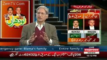 Aitzaz Ahsan Speaks Against His Party For Bisma's Incident..