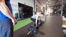 J'ai testé le crossfit (Pierre Croce feat. Tibo Inshape) #humour #sport #fitness