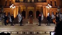 Iglesia de Satanás realiza ceremonia satánica en Capitolio de EEUU -ABOMINICACION