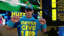 Brock Lesnar VS John Cena VS Seth Rollins WWE World Heavyweight Championship Royal Rumble 2015