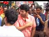 Mammootty Inaugurated Hibi Eden MLAs Two Smart Wi Fi Bus Shelters in City