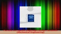 PDF Download  Flat and Corrugated Diaphragm Design Handbook Mechanical Engineering PDF Full Ebook