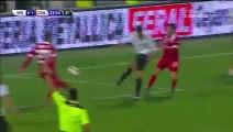 Spezia Calcio 1-1 Calcio Como - Nenè Penalty Goal Italy Serie B - 23.12.2015
