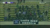 AS Bari 1 2 Brescia Calcio - Alexandre Geijo Goal Italy  Serie B 23 12 2015