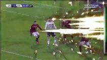 Livorno Calcio 1-3 Ascoli Calcio - Luigi Giorgi Goal Italy  Serie B - 23.12.2015,