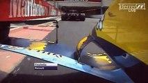 F1 Onboard Highlights | F1 2006 - R07 - Monaco Grand Prix