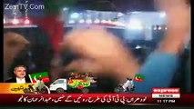 Javed Chaudhary Trolls Zaeem Qadri Over NA-154 Defeat – Watch Zaeem Qadri's Reaction