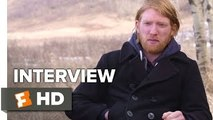 The Revenant Interview - Domhnall Gleeson (2015) - Drama HD