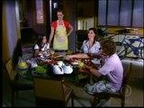 Beleza Pura - Sônia (Cena 201): Sônia toma café da manhã com filhos