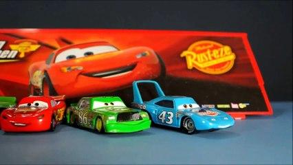 Тачки Маквин. Игрушки Тачки. Молния Маквин. Disney Cars Toys Collectio