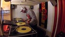 Mix live sur 4 platines Vinyles + (SL4) Serato scratch live !!!