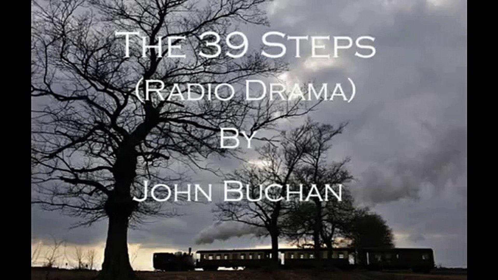 The 39 Steps (Radio Drama) Part 2 Of 2 - Starring David Robb Tom Baker