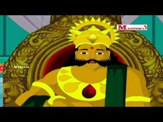 Krishnan Leelai (Part 4) - Tamil Animation Video for Kids