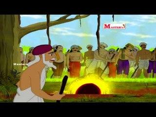 விக்கிரமாதித்தன் கதைகள் - சிம்மாசனம் கிடைத்த கதை (Vikramadhithan Kathaigal)