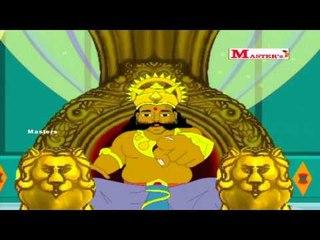 Krishnan Leelai (Part1) - Tamil Animation Video for Kids