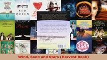 Read  Wind Sand and Stars Harvest Book Ebook Free