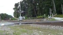 8-25-14 3:13 NS 251 Triple Crown Roadrailer Train SB through Mableton Ga.