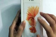 IPhone 6S [ 2T Channel ] Mở hộp iPhone 6s màu hồng tại cửa hàng 2Tmobile IPhone 6S