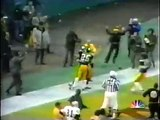 NFL - Pittsburgh Steelers vs. Oakland Raiders - 1972-12-23 - The Immaculate Reception (Original NBC Call)
