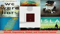 Read  The Legal Environment of Business Text and Cases Ethical Regulatory Global and Corporate EBooks Online
