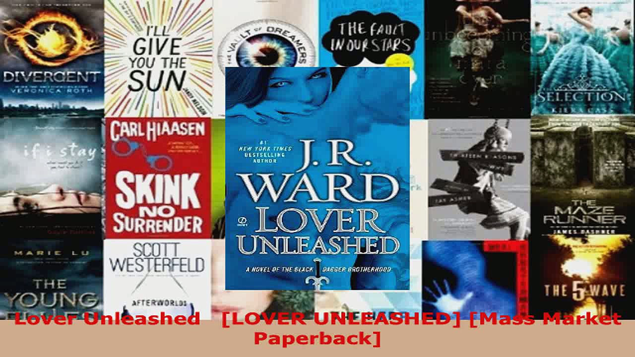 Download  Lover Unleashed   LOVER UNLEASHED Mass Market Paperback PDF Free