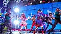 Make It Pop - 'Jingle Bells' Official Karaoke Version - Nick