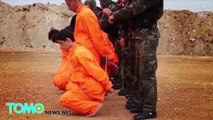 Syrian rebels mock ISIS execution videos to teach ISIS militants a lesson - TomoNews