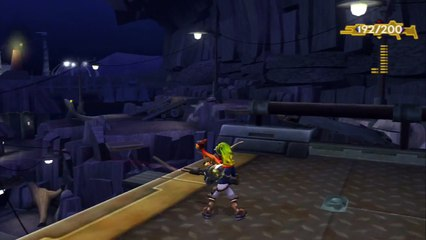 Lets Play Jak 2: Renegade: Part 23 - Blow up Strip Mine eco wells