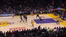 Kobe Bryants 4-Point Play | Bucks vs Lakers | December 15, 2015 | NBA 2015-16 Season