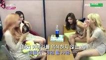 150819 B1A4 (비원에이포) & Stellar (스텔라) & GFriend (여자친구) _ 비글비글_Backstage @ 쇼챔피언 Show Champion