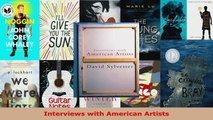 Read  Interviews with American Artists EBooks Online