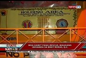 SONA: Ilang lugar sa Metro Manila, nakaranas ng panaka nakang pag oulan inclus sa bagyong Pas