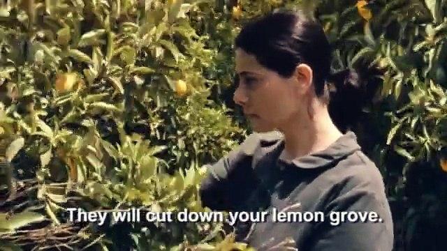 Etz Limon (Lemon Tree / Limon Ağacı) - Trailer Hiam Abbass, Rona Lipaz-Michael, Ali Suliman, Eran Riklis, Suha Arraf