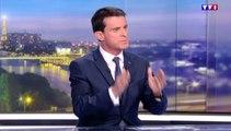 Manuel Valls réagit à propos de la menace terroriste avant noël - ZAPPING ACTU DU 24/12/201