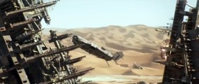 Star Wars: The Force Awakens Official Final Trailer - Harrison Ford, John Boyega, Daisy Ridley