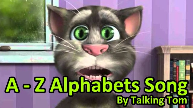 2016 New | ABC Songs | A -Z Alphabet Song by Talking Tom For Kids | Phonics Songs | HD | Full Video | Abc Song on dailymotion