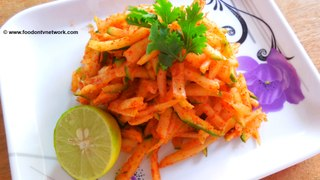 Quick Salad for Weight Loss   Dinner Ideas   Cooking Channel   Indian Recipe-19