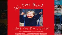 Hi Im Ben And Ive Got a Secret